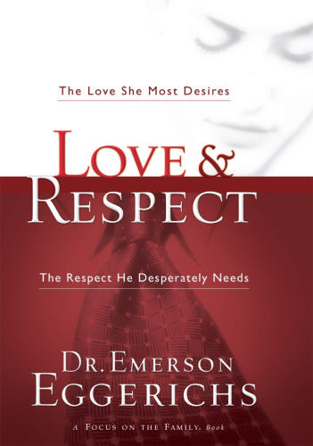 Book Cover - Marriage - Love and Respect